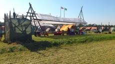 Spejdernes Lejr 2012 - Klow´s nye spisebord