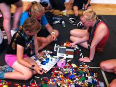 Spejdernes Lejr 2012 - Projekt Lego