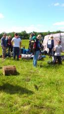 Spejdernes Lejr 2012 - Klow arrangere lejren